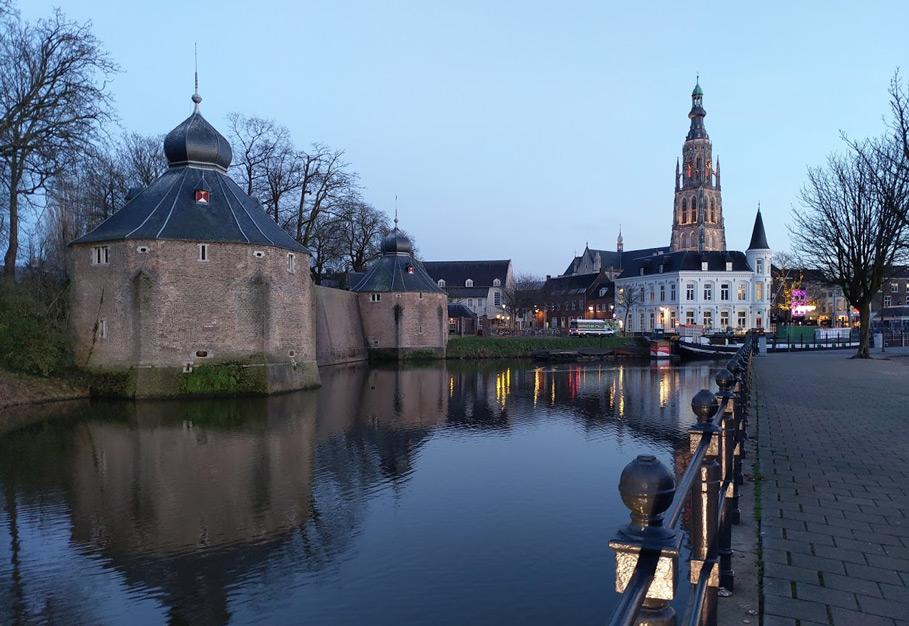 Breda haven Spanjaardsgat