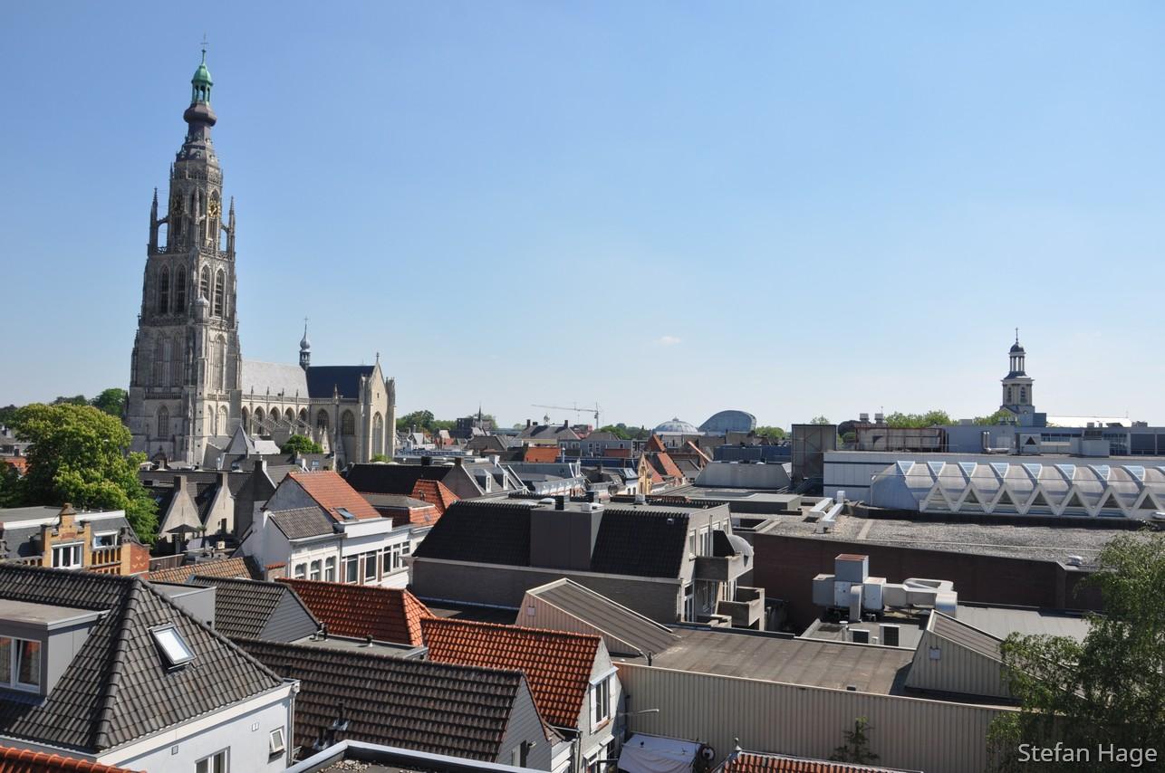 Uitzicht Breda