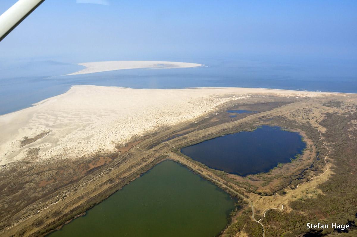 Horsmeertjes rondvlucht Texel