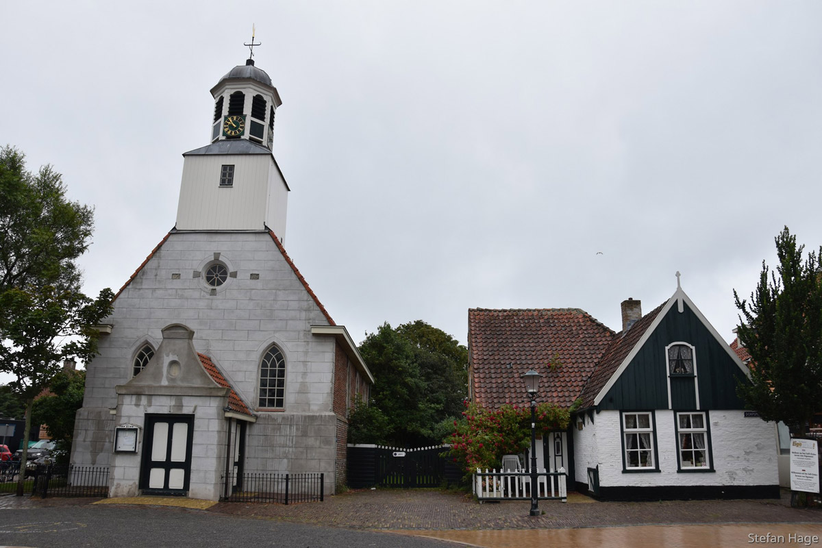 Kerk De Koog Texel