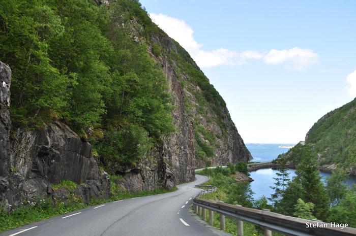 Route Stokkoya