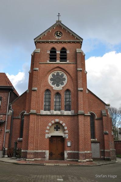 Sint-Benedictuskerk Lillo