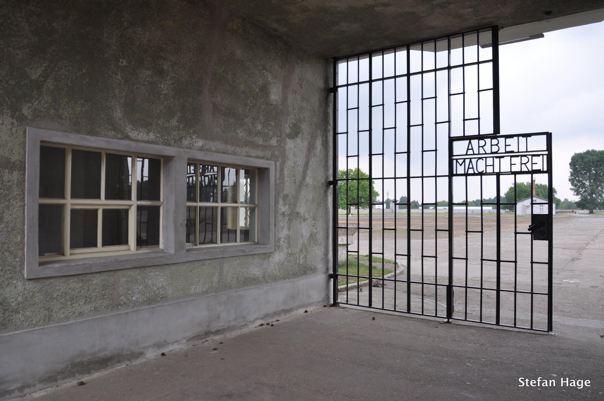 Concentratiekamp Sachsenhausen