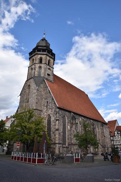 Hann Münden kerk