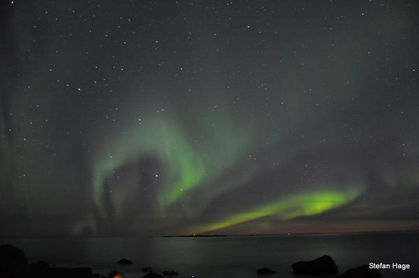 Noorderlicht Uttakleiv