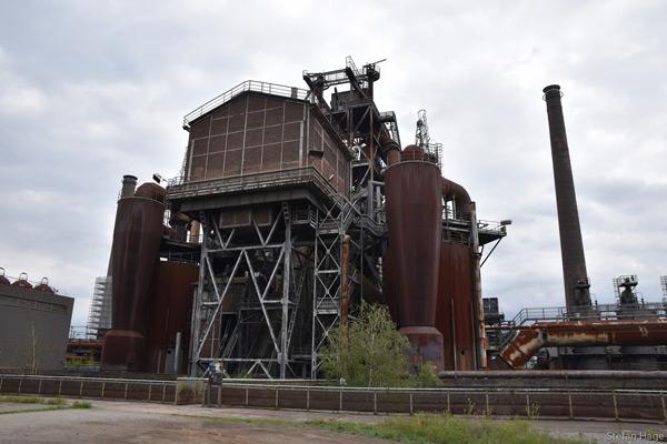 Staalfabriek Duisburg