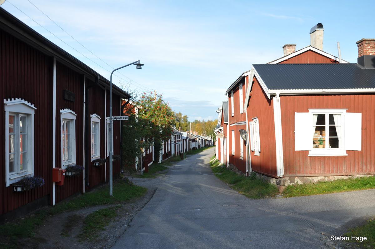 Gammelstad Sweden