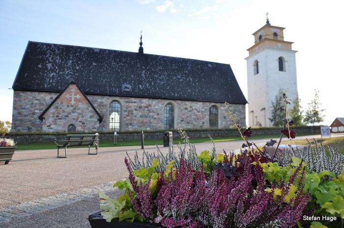 Gammelstad Kerk