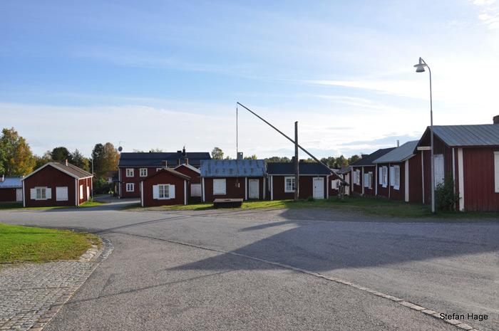 Gammelstad Zweden