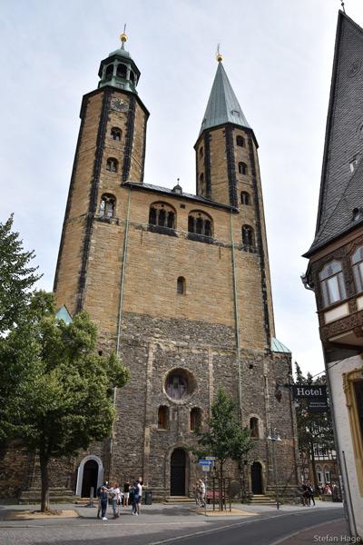 Goslar Marktkirche St. Cosmas und St. Damian
