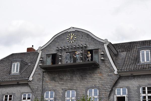 Goslar klokken- figurenspel