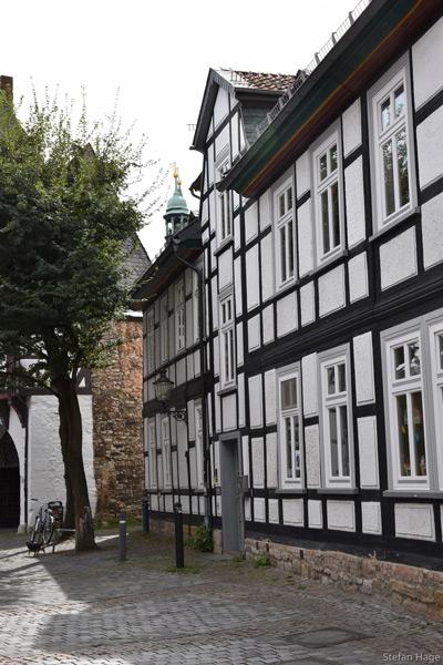 Goslar straatjes
