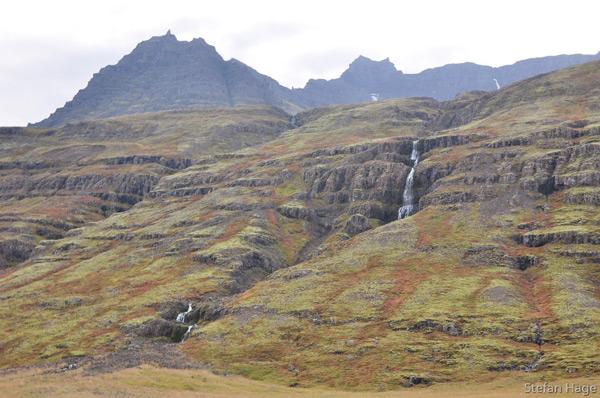Mjóifjördur IJsland