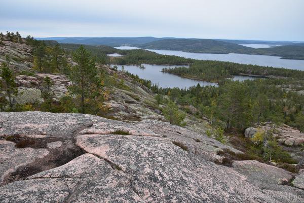Skuleskogen Sweden