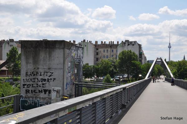 Berlijn Schwedter Steg