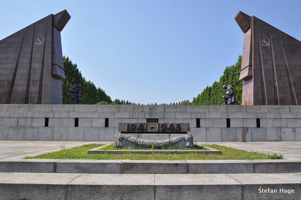 Berlijn Sowjetisches Ehrenmal