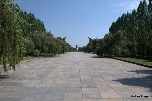 Berlijn Treptower Park
