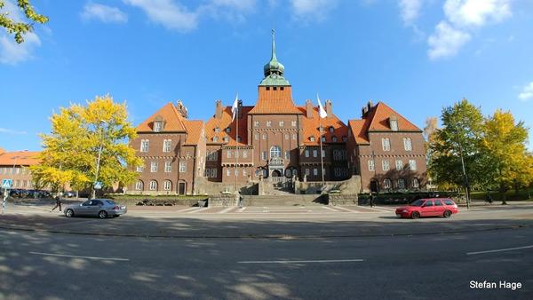 Gemeentehuis Östersund