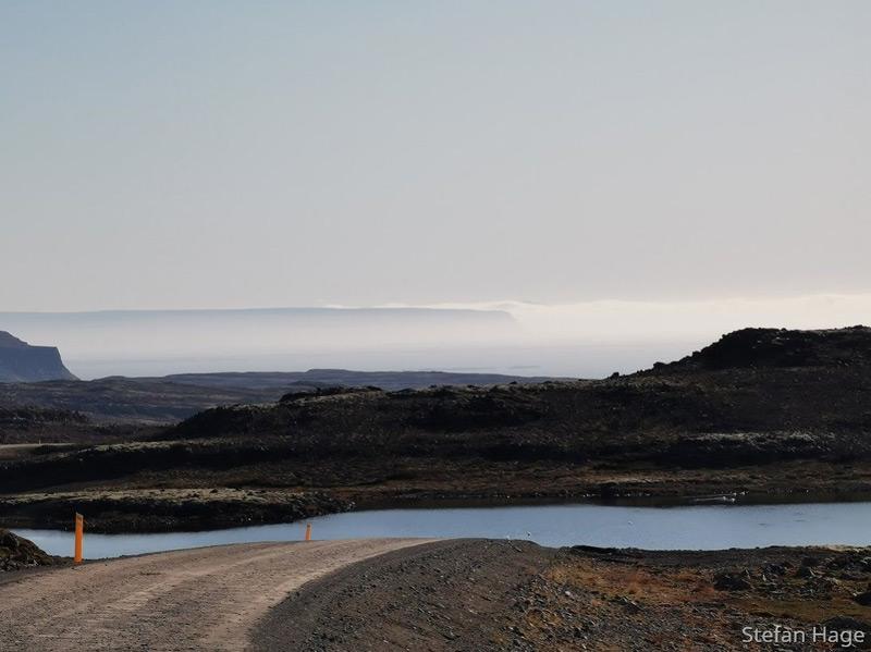 Wegen Westfjorden IJsland