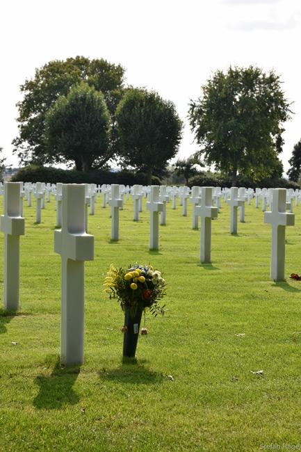 American Cemetry Memorial Margraten