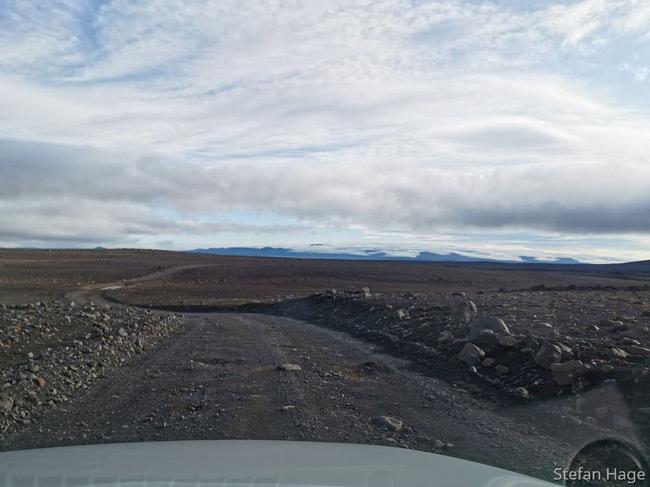 F35 road Iceland
