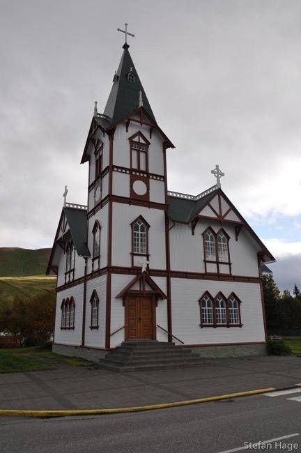 Husavik kerk