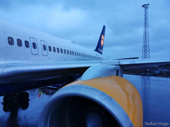Icelandair Keflavik
