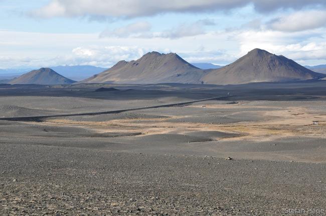 Maanlandschap IJsland
