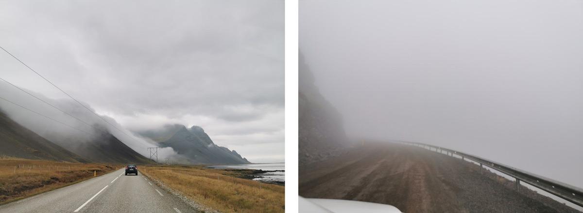 Mist IJsland