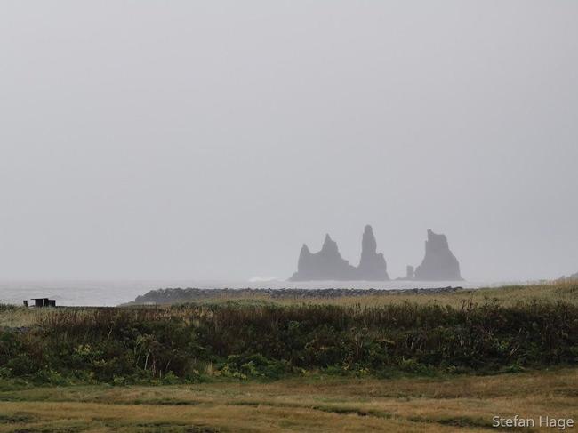 Rotsformatie IJsland