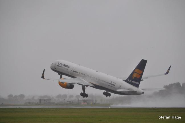 Vliegtuig spotten Schiphol